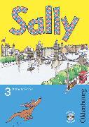 Cover-Bild zu Sally, Englisch ab Klasse 3 - Allgemeine Ausgabe 2005, 3. Schuljahr, Activity Book, Mit Audio-CD von Bredenbröcker, Martina