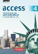 Cover-Bild zu English G Access, Allgemeine Ausgabe, Band 4: 8. Schuljahr, Vorschläge zur Leistungsmessung, Für Klassenarbeiten und Tests, CD-Extra, CD-ROM und CD auf einem Datenträger