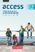 Cover-Bild zu English G Access, Allgemeine Ausgabe, Band 2: 6. Schuljahr, Vorschläge zur Leistungsmessung, Für Klassenarbeiten und Tests, CD-Extra, CD-ROM und CD auf einem Datenträger von Flach, Ulrike