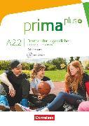 Cover-Bild zu Prima plus, Deutsch für Jugendliche, Allgemeine Ausgabe, A2: Band 2, Arbeitsbuch mit CD-ROM, Mit interaktiven Übungen auf scook.de von Jin, Friederike