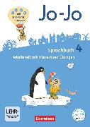 Cover-Bild zu Jo-Jo Sprachbuch, Allgemeine Ausgabe - Neubearbeitung 2016, 4. Schuljahr, Arbeitsheft, Mit interaktiven Übungen auf scook.de und CD-ROM von Brunold, Frido