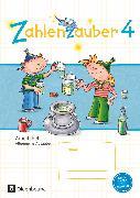 Cover-Bild zu Zahlenzauber, Mathematik für Grundschulen, Allgemeine Ausgabe 2016, 4. Schuljahr, Arbeitsheft, Mit Lösungsheft von Betz, Bettina