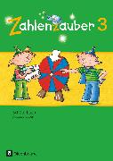 Cover-Bild zu Zahlenzauber, Mathematik für Grundschulen, Ausgabe Bayern 2014, 3. Jahrgangsstufe, Schülerbuch mit Kartonbeilagen von Betz, Bettina