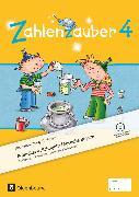 Cover-Bild zu Zahlenzauber, Mathematik für Grundschulen, Ausgabe Bayern 2014, 4. Jahrgangsstufe, Produktpaket, 16736, 16743 und 16750 im Paket von Betz, Bettina