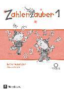 Cover-Bild zu Zahlenzauber, Mathematik für Grundschulen, Ausgabe Bayern 2014, 1. Jahrgangsstufe, Lehrermaterialien mit CD-ROM von Betz, Bettina