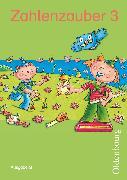 Cover-Bild zu Zahlenzauber, Mathematik für Grundschulen, Ausgabe G für Baden-Württemberg, Hessen, Rheinland-Pfalz und Saarland - 2010, 3. Schuljahr, Schülerbuch mit Kartonbeilagen von Betz, Bettina