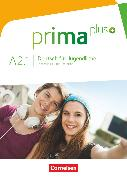 Cover-Bild zu Prima plus, Deutsch für Jugendliche, Allgemeine Ausgabe, A2: Band 1, Schülerbuch von Jin, Friederike