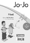 Cover-Bild zu Jo-Jo Fibel, Allgemeine Ausgabe 2011, Lese-Mal-Blätter, Zum sinnerfassenden Lesen von Arnold, Jana