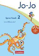 Cover-Bild zu Jo-Jo Sprachbuch, Allgemeine Ausgabe 2011, 2. Schuljahr, Sprachförderheft von Budke, Monika