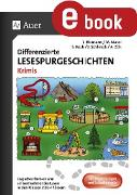 Cover-Bild zu Differenzierte Lesespurgeschichten Krimis (eBook) von Blomann, S.