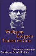Cover-Bild zu Tauben im Gras von Koeppen, Wolfgang