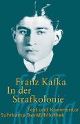Cover-Bild zu In der Strafkolonie von Kafka, Franz