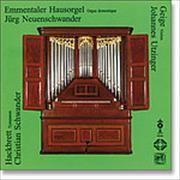 Cover-Bild zu Emmentaler Hausorgel - Geige - Hackbrett
