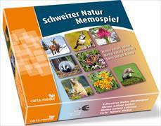 Cover-Bild zu Schweizer Natur Memospiel