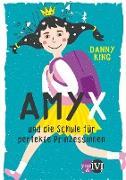 Cover-Bild zu eBook Amy X
