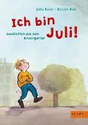 Cover-Bild zu eBook Ich bin Juli!