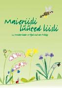 Cover-Bild zu Mäieriisli lüüted liisli, Liederheft