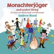 Cover-Bild zu Monschterjäger und anderi Brüef, CD
