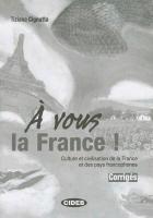Cover-Bild zu À vous la France! Corrigés