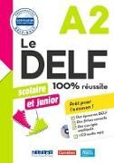 Cover-Bild zu Le DELF Scolaire A2. Übungsheft mit MP3-CD und Lösungen