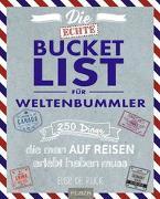Cover-Bild zu Die echte Bucket List für Weltenbummler