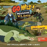 Cover-Bild zu Folge 1: Kroko-Kinder / Wal gegen Kalmar (Das Original Hörspiel zur TV-Serie) (Audio Download) von Speulhof, Barbara van den