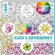 Cover-Bild zu Colorful World - Glück & Zufriedenheit von Schwab, Ursula