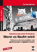 Cover-Bild zu Wenn es Nacht wird (eBook) von Behnke, Andrea