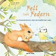 Cover-Bild zu Fell liebt Federn von Behnke, Andrea