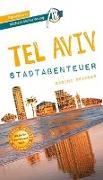 Cover-Bild zu Tel Aviv - Stadtabenteuer Reiseführer Michael Müller Verlag von Brandes, Sabine