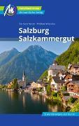 Cover-Bild zu Salzburg & Salzkammergut Reiseführer Michael Müller Verlag von Reiter, Barbara