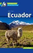 Cover-Bild zu Ecuador Reiseführer Michael Müller Verlag von Feser, Volker