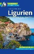 Cover-Bild zu Ligurien Reiseführer Michael Müller Verlag von Becht, Sabine