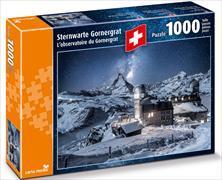 Cover-Bild zu Sternwarte Gornergrat