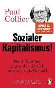 Cover-Bild zu Sozialer Kapitalismus! von Collier, Paul