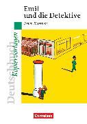 Cover-Bild zu Deutschbuch - Ideen zur Jugendliteratur, Kopiervorlagen zu Jugendromanen, Emil und die Detektive, Empfohlen für das 5./6. Schuljahr, Kopiervorlagen von Rassiller, Markus