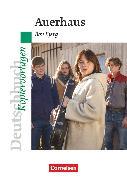 Cover-Bild zu Deutschbuch - Ideen zur Jugendliteratur, Kopiervorlagen zu Jugendromanen, Auerhaus, Empfohlen für das 10. Schuljahr, Kopiervorlagen von Rusnok, Toka-Lena