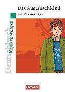 Cover-Bild zu Deutschbuch - Ideen zur Jugendliteratur, Kopiervorlagen zu Jugendromanen, Das Austauschkind, Empfohlen für das 6. Schuljahr, Kopiervorlagen von Wehren-Zessin, Heike