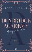 Cover-Bild zu Dunbridge Academy - Anywhere von Sprinz, Sarah