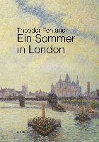 Cover-Bild zu Ein Sommer in London von Fontane, Theodor