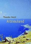 Cover-Bild zu Altneuland von Herzl, Theodor