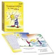"""Cover-Bild zu Oups Karten - """"Sonnenstrahlen fu?r unser Herz"""" von Hörtenhuber, Kurt"""