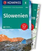 Cover-Bild zu KOMPASS Wanderführer Slowenien. 1:50'000 von Korencan, Boris