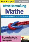 Cover-Bild zu Rätselsammlung Mathe (eBook) von Weinem, Alfons