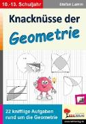 Cover-Bild zu Knacknüsse der Geometrie (eBook) von Lamm, Stefan