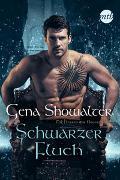 Cover-Bild zu Die Herren der Unterwelt - Schwarzer Fluch von Showalter, Gena