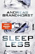 Cover-Bild zu Sleepless von Brandhorst, Andreas