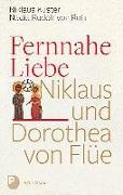 Cover-Bild zu Fernnahe Liebe von Kuster, Nikolaus