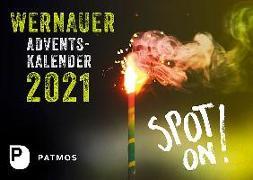 Cover-Bild zu Wernauer Adventskalender 2021 von Böhmerle, Patricia
