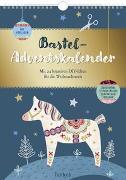 Cover-Bild zu Bastel-Adventskalender von Krupinski, Janna (Illustr.)